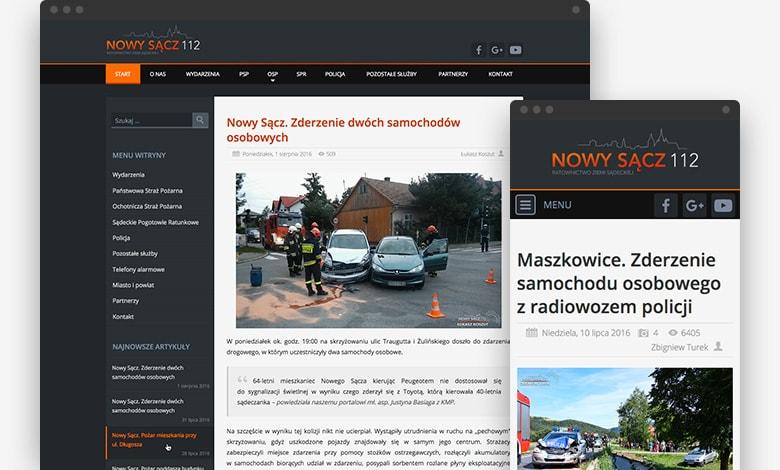 test -Nowy Sącz 112 thumbnail